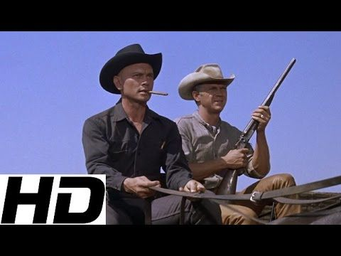 The Magnificent Seven Theme • Elmer Bernstein ----One of the greatest pieces of music of all time-----