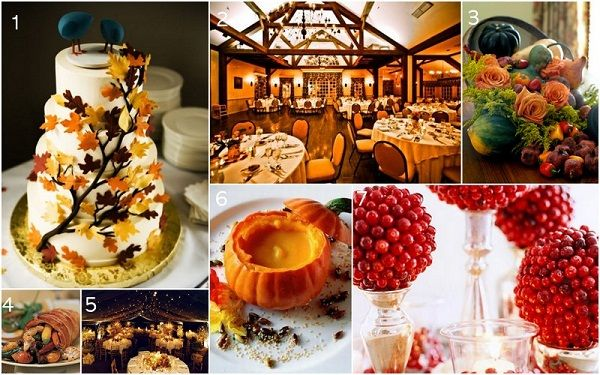 Easy Décor Ideas For A Thanksgiving Wedding Or Event | Green Bride Guide