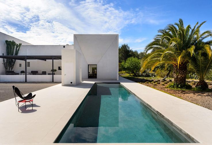 A villa in Ibiza