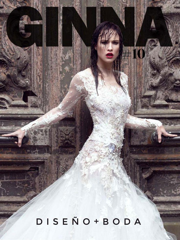 Nota en revista on;line Ginnamag Noviembre 2016- Ginna #10
