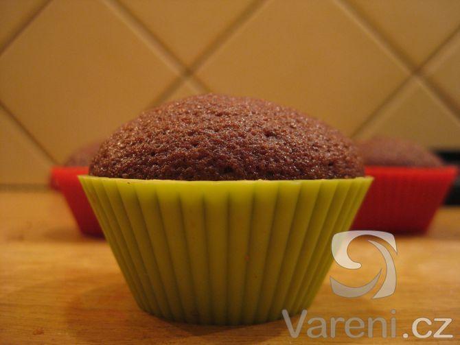 Recept na výtečné a velmi jednoduché muffiny.