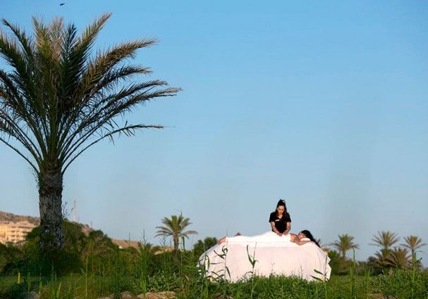 Pégate una #escapada donde el #bienestar y el #descanso se convierten en los principales protagonistas en el Hotel Golf Almerimar  #almeriatrending #almerimar #almeria