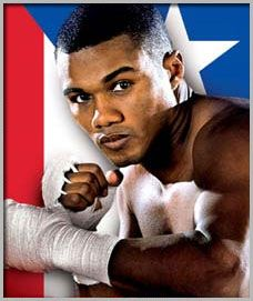 Afro Puerto Ricans | boxer Felix Trinidad- Afro Puerto Rican parents