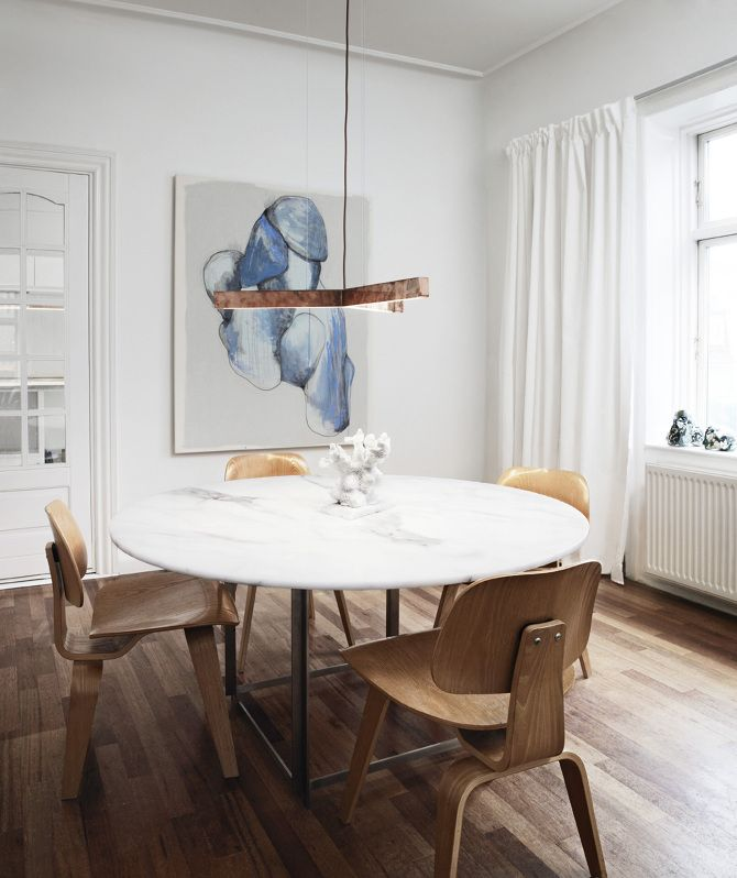 MODEL Copper pendant lamp A_Light Collection by Anour design Arash Nourinejad