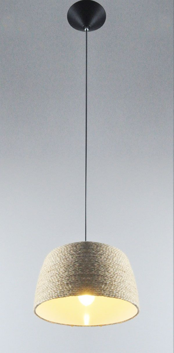 Modern Hemp rope Pendant Lighting 1 - HK Phoenix Lighting