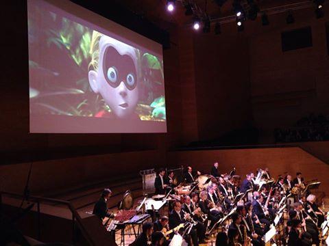 Pixar in Concert //  ORQUESTRA SIMFÒNICA DE BARCELONA I NACIONAL DE CATALUNYA Jordi Bernàcer, conductor