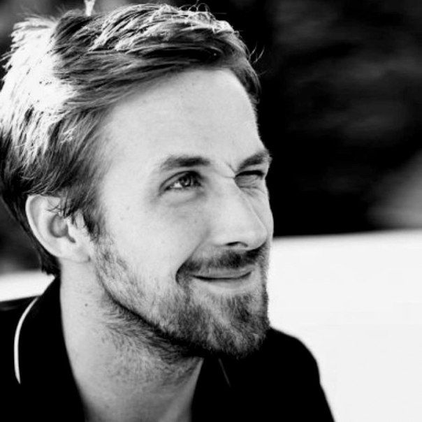 Ryan Gosling. Always makes a day a little better.