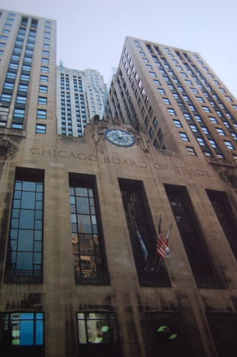 The Chicago Board Of Trade