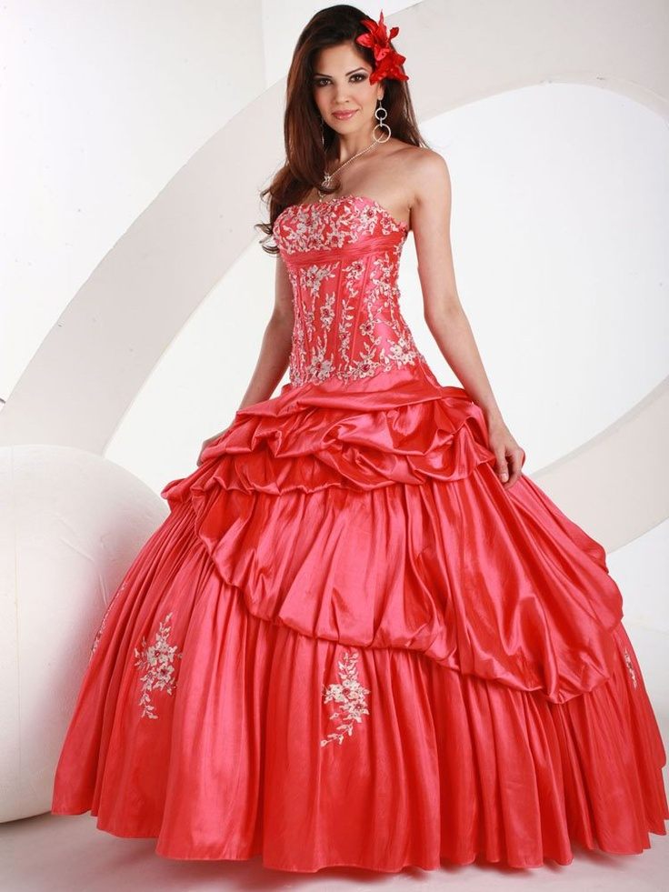 17 Best images about Ball gowns prom dresses on Pinterest | Shops ...