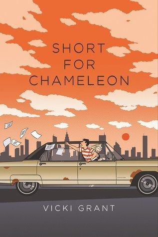 Short for Chameleon by Vicki Grant