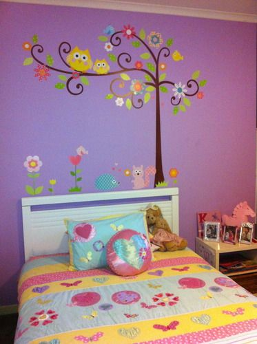 A blog about kid's room decor, design ideas, and wall murals.