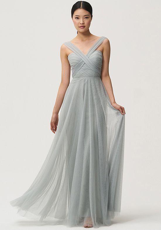 1094 best bridesmaid dresses images on pinterest for Different necklines for wedding dresses