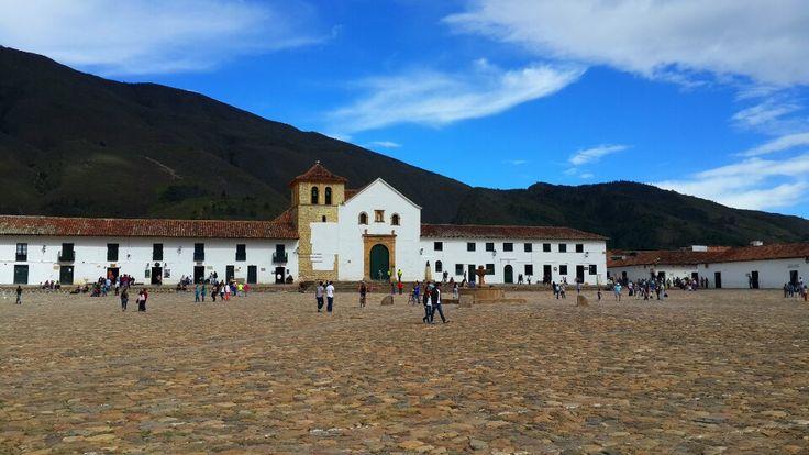 Colonial Square - (Villa de Leyva, Colombia)