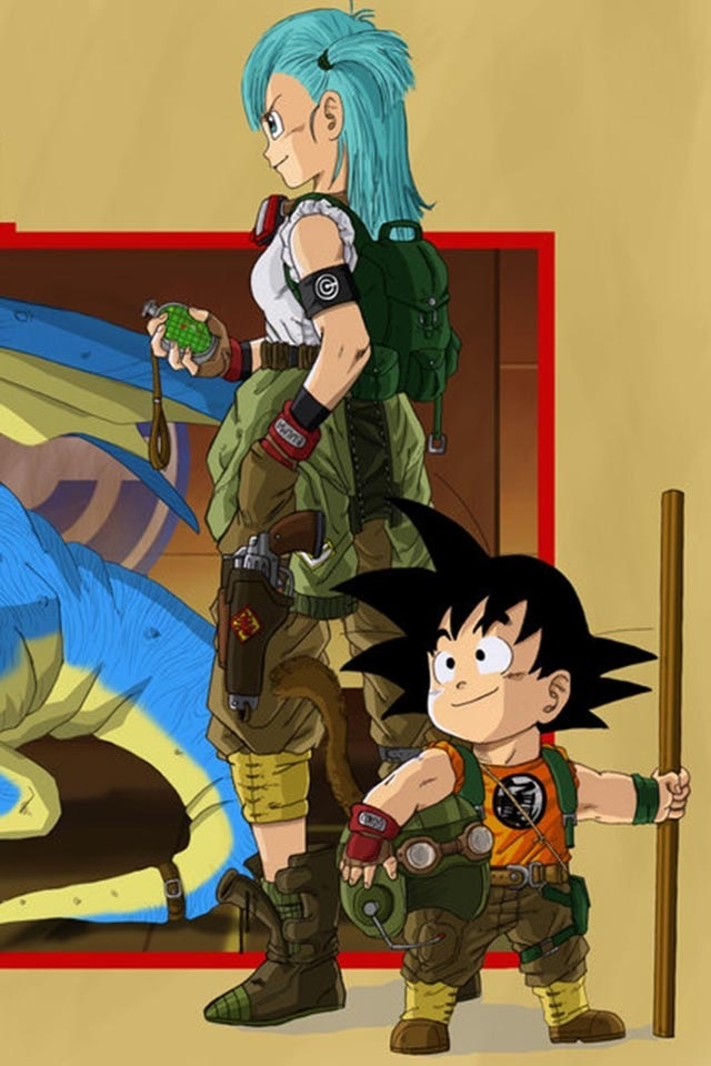 The 25 best goku and bulma ideas on pinterest dragon ball z goku and goku chi chi - Goku e bulma a letto ...