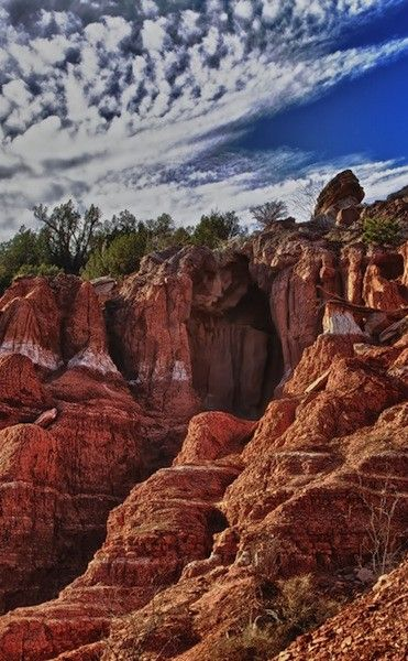 Palo Duro Canyon State Park | Travel | Vacation Ideas | Road Trip | Places to Visit | Canyon | TX | Business | Nature Reserve | Natural Feature | Hiking Area