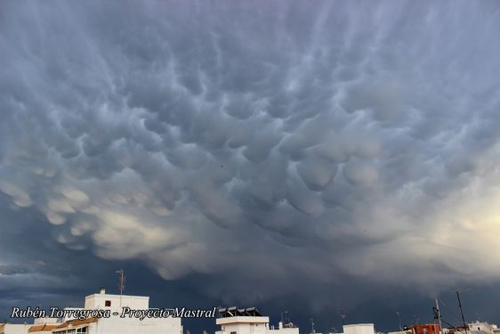 La belleza de las #tormentas  The beauty of #storms