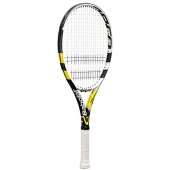 At 26 in length, this junior version of Rafael Nadal's racquet of choice, the AeroPro Drive GT with Cortex, offers all of the same technology and provides many of the same characteristics as its larger adult version. This racquet is ideal for the more advanced junior player.