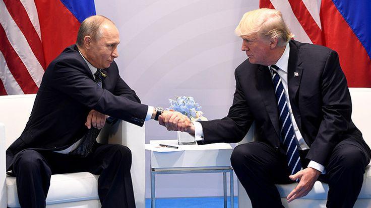 Este viernes, los líderes de Rusia y EE.UU. finalmente celebraron en Hamburgo su primer encuentro en el marco de la cumbre del G20.