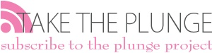 The Plunge Project - a great blog with tons of wedding inspiration!