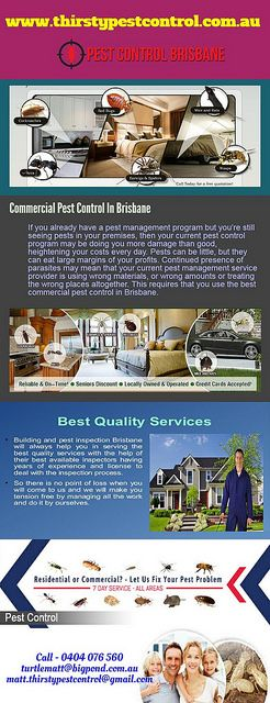 We are expert pest handlers It is true that pests are experts in what they do, but so are we. We have been in the pest control business long enough to know that the only way to defeat pests in their game is by being expert PESTs ourselves https://www.flickr.com/photos/133773729@N02/26803040722/in/dateposted-public/