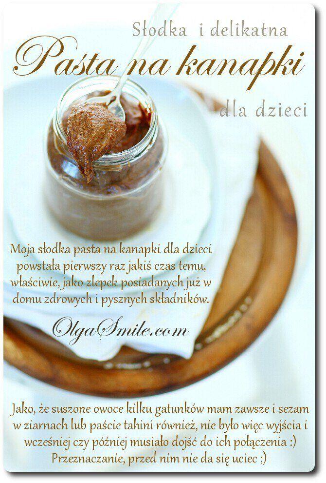 Sweet paste for children for sandwich - Sweet paste for children