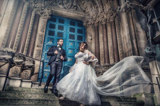 wedding+dress+london by Wedding Photography by Studio Filmmari Marian Moraru