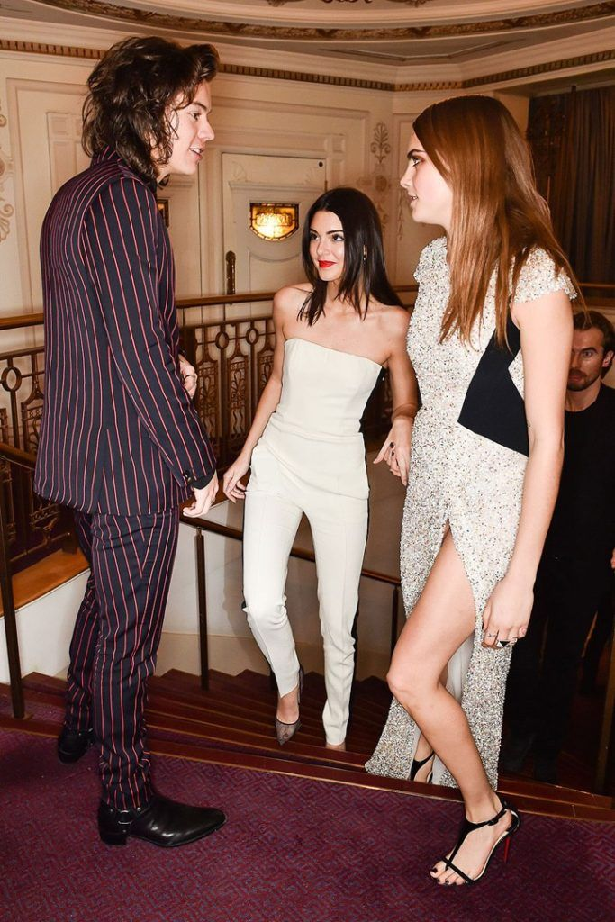  MORE HARRY STYLES and KENDALL JENNER DATING RUMOURS…