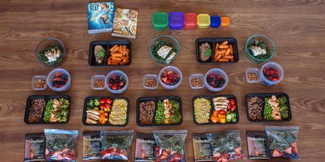 Doing Country Heat and want an easy-to-follow meal prep? This Country Heat Meal Prep —complete with grocery list — has you covered!
