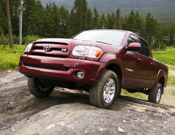 Toyota Tundra Double Cab Limited '2003–06