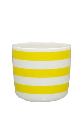 Tasaraita coffee cup from Marimekko