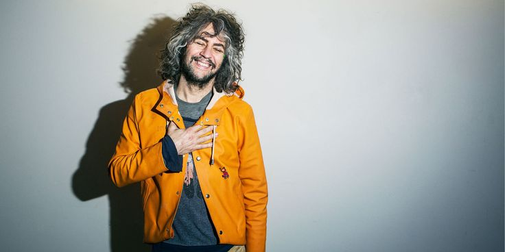 The Flaming Lips frontman dumped out the contents of his trusty diaper bag for us.