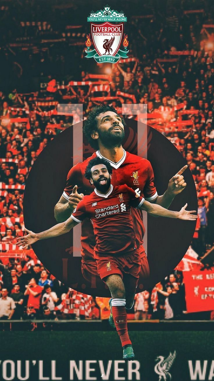 Soccer PinWire Liverpool Mohamed Salah Wallpaper Android