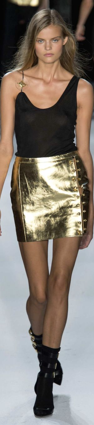 LOOKandLOVEwithLOLO: SPRING 2015 RTW......featuring Versus