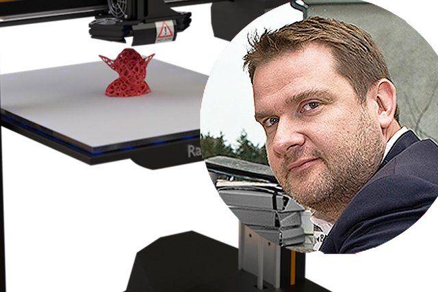 Firma Bartłomieja Goli zainwestowała w technologię druku 3D
