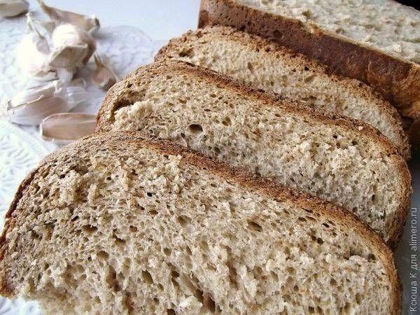 Литовский ржаной хлеб на пиве в хлебопечке / Рецепты с фото