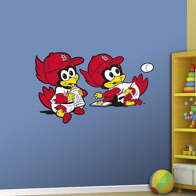 St Louis Cardinals Power Pack Fathead Wall Decal 25 Best Ideas About