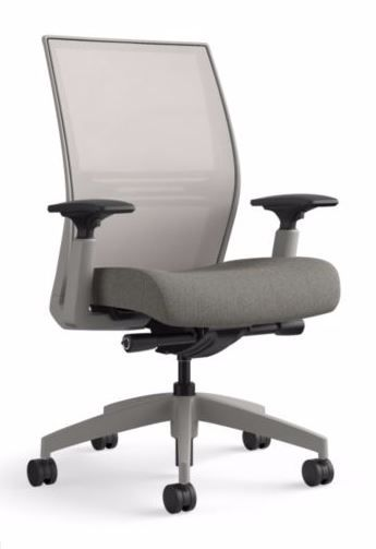 Sit On It Amplify Highback Task Chair Office Furniture