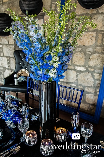 17 best ideas about blue centerpieces on pinterest blue. Black Bedroom Furniture Sets. Home Design Ideas