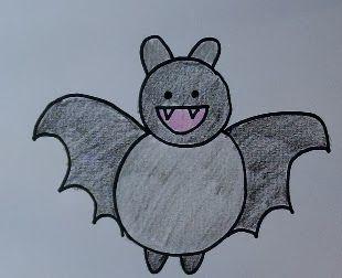 easy halloween drawings step by step - Halloween Drawings Easy