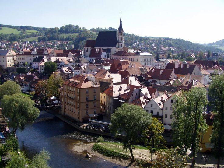 Krumlov - Krumau Tschechien
