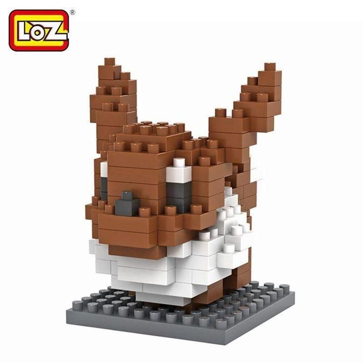 LOZ Diamond Block Pokémon Series Eevee - 9141
