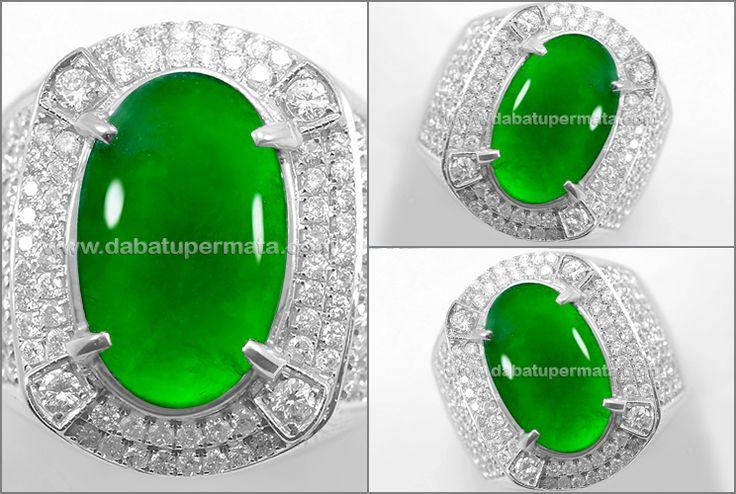 Exclusive Imperial JADE Burma Crystal GRADE-A (JD 060)