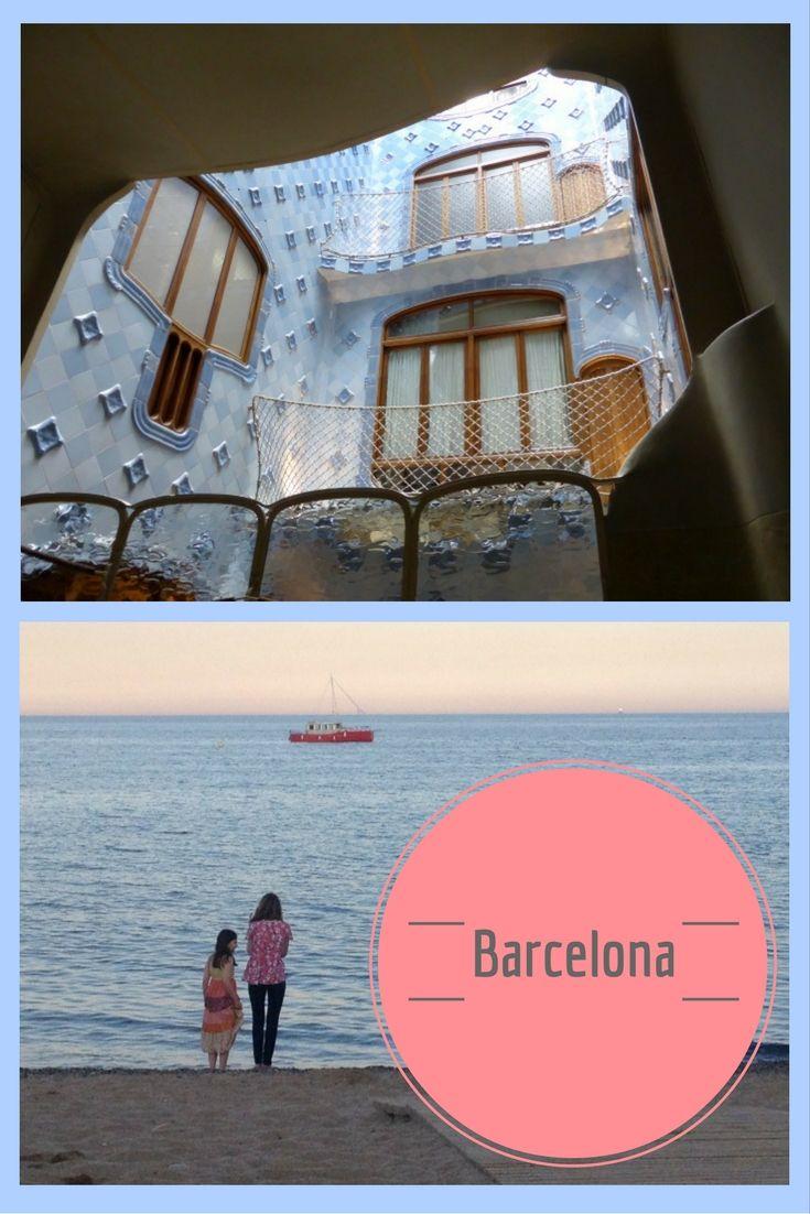 Barcelona: das perfekte Ziel für einen Städtetrip mit Familie. #Barcelona #städtetrip #reiseblog #reisenmitkindern