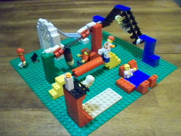 LEGO Ideas - Sasuke / Ninja Warrior