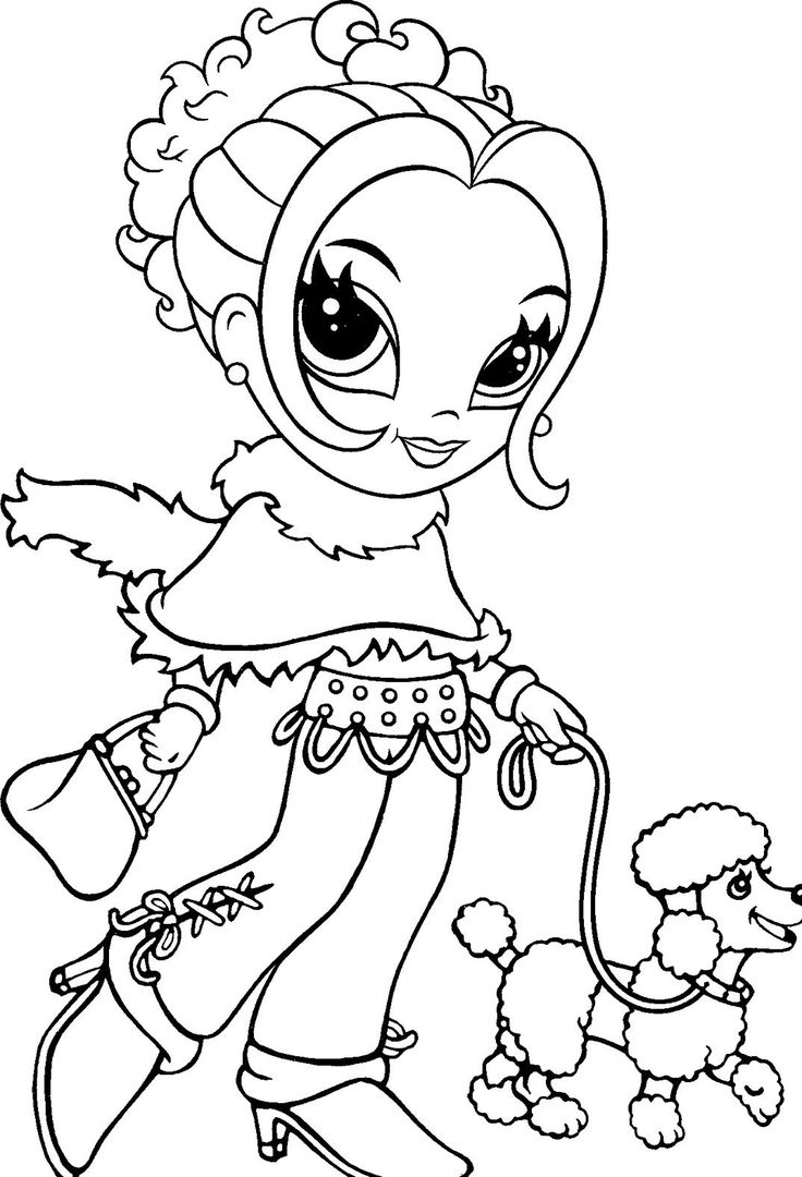 coloring pages of lisa frank   Lisa Frank Colouring Pages Printable   Coloring ...