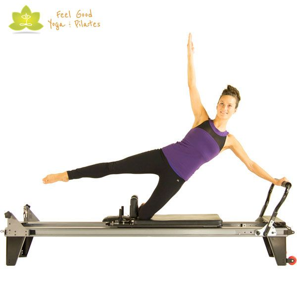 42 Best Pilates Reformer Exercises Images On Pinterest