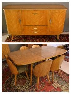 Interiors - Provenance Auction House: Duros Dining Room Suite.
