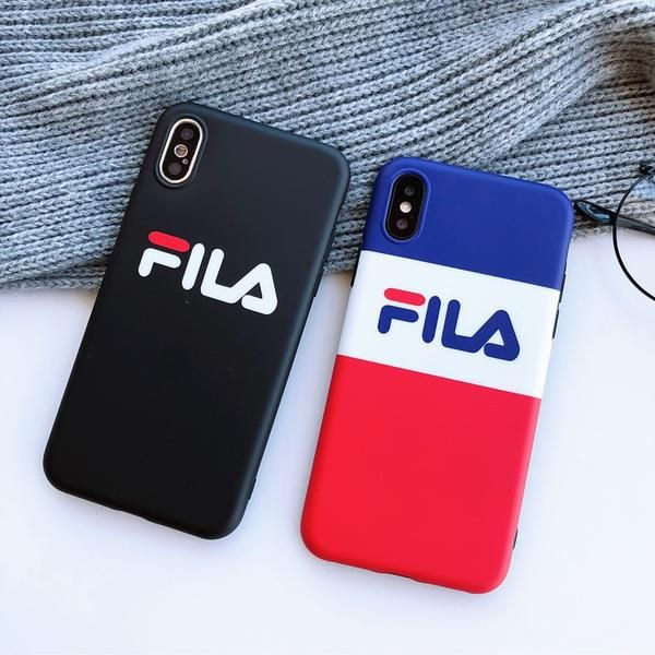 UK fila cover case for iphone 6 6s plus