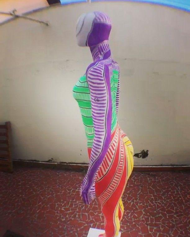 735 отметок «Нравится», 53 комментариев — Ricardo Ghirlanda Fisioterapia (@ricardoghirlanda) в Instagram: «Olha que louco esse manequim feito pelo fisioterapeuta e amigo @jpuerro 😲  Ilustra bem os…»