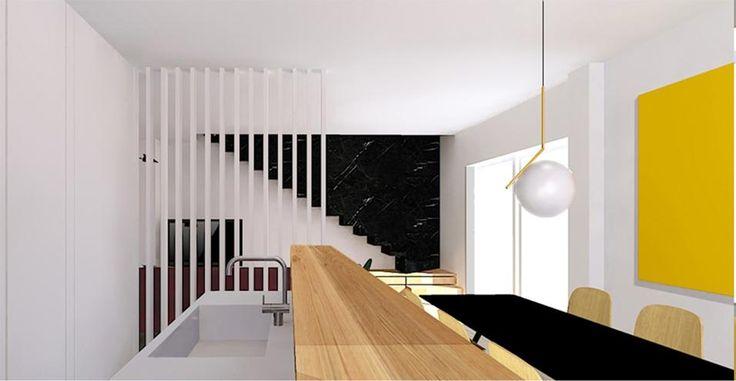 parete quinta in casa : 1000+ idee su Pannelli Di Legno Bianco su Pinterest Pannellatura da ...